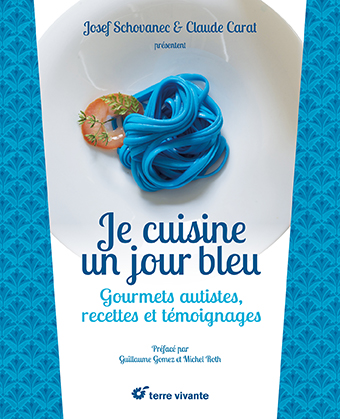 Un livre de cuisine fait par et pour les autistes