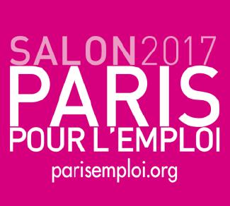Rendez-vous au Salon Paris pour l'Emploi !