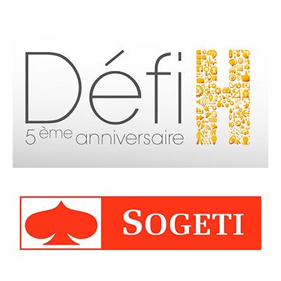 SOGETI et le DéfiH Soutenez les équipes en votant du 25 avril au 18 mai